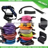 Muscle Exerciser Latex Tube Cable Flex Resistance Bands