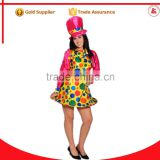 professional clown lingerie costumes sexy circus woman costume for sale