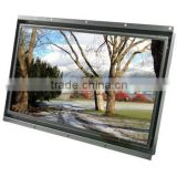 32 inch commercial lcd advertising media display, tft lcd digital signage player, open frame advertisement board