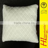 BSCI 6 years no complaint cheap soft fleece cushion,low MOQ unique fur cushion,welcome OEM household plush cushion pillow.