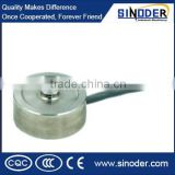 Low profile 50N,100N,200N,300N,500N force load cell sensor ,load cell for weight measurement