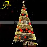 customizable giant outdoor christmas decorative tree                                                                         Quality Choice