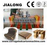 food banana carton box automatic partition slotter machine for making corrugated cardboard