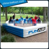 PVC tarpaulin inflatable gaga pit ball game, funny inflatable sport game equipment for sale