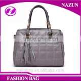 china wholesale market new arrival trendy ladies genuine leather fashion handbags