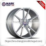 20 and 22 inch aluminum forged rims ,Customized Car alloy Wheels in factory price CGCG226