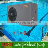 Guangzhou factory supply commercial household hot selling air source swimming pool heat pump for Austria Germany
