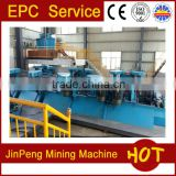 High efficiency gold ore froth flotation equipment in China