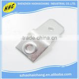 Customized non-standard stainless steel auto parts clip terminal