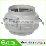 AC Current HVAC System Roof Mounting and Axial Flow Fan Type Tube Fan/Small Centrifugal Blower Duct Fan