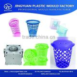Laundry Basket Mold, Plastic Mould, Houseware Mould, Commdity Injection Mould Manufacturer