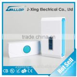 36 Tune Wireless Bedroom Door Bell with Emergency Push Button