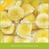 2016 Hot Sale Healthy and Delicious Fruit Snack Freeze Dried Banana