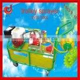100L CE certificate trolley sprayer pest control fogger machine