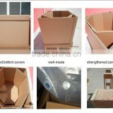 1000L Food grade outer square& inner octagon carton paper IBC container
