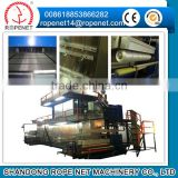 filter cloth webbing rope sewing thread fdy multifilament pp yarn extruding spinning production line making equipment