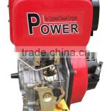 SINGLE CYLINDER AIR COOLED CHINESE ORIGIN DIESEL ENGINE