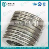 tungsten carbide roll for rolling mills