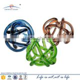 INQUIRY ABOUT decoration colored swirl handmade art craft from waste material