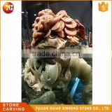 Oriental Treasure Lively Most Value Jade Sculpture