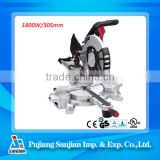 Electric power tools ZP9-305 Miter cutting saw 1800W 305mm metal cutting machine