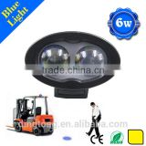 Led Warning Light Blue Spot Forklift Light Warning Light for Truck Hyster Toyato Crown Parts