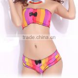 S62914A Japan style Girls Lovely Lace Underwears Ladies Lingeries bra set