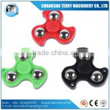 2017 new steel ball hand spinner toy with Hybrid ceramic Si3N4 ball bearing For Kids Adults ADHD Autism