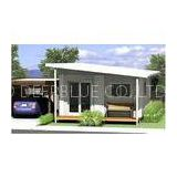 Energy Saving Prefab Australian Granny Flats / Granny Flats For Holiday Living