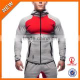 wholesale comfortable hoodies men ,men striped hoodies H-937