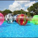 water walking ball pool/ water walking ball with pool/inflatable pool with water walking ball