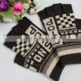 half finger gloves knitting pattern 2014 acrylic knit gloves