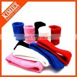 Hot sale custom elastic cotton sports headband