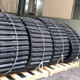 Dumper Rubber Track (650*110*60) for Construction Machinery
