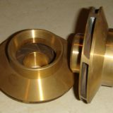 copper pump parts oem from china