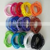 Classic hair band soft elastic hair tie without metal
