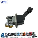 ZHEJIANG DEPEHR 1336128 9617231300 Heavy Duty European Tractor Compressed-air system DAF Truck Aluminum Hand Brake Valve