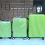 New designed ABS 3pcs trolley luggage sets