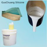 Free sample rtv2 mould making silicone rubber for Architectural Molding