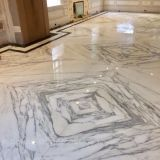 Stunning Italy White Marble Slab Big Size Marble Tiles Bookmatch Marble Tiles Interior Floor tiles Wall Tiles
