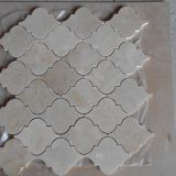 Arabesque backsplash mosaic bathroom wall mosaic