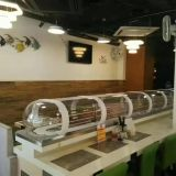 Buffet Restaurant Equipment Electric Sushi Belt Conveyor System