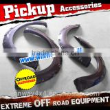 2009-2014 NISSA NAVARA D40 SINGLE CAB FENDER FLARE EXTENSION
