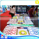 2016 Hot Sale ! Arcade game naughty bean Catch The Light indoor amusement game machine                                                                         Quality Choice