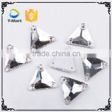 Wholesale decorative clothes natural crystal white stone                                                                                                         Supplier's Choice