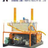 Hydraulic Road Crack-seal Machine For Road Pavement