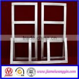 extruded aluminum screen frames for heidelberg printing machine of China manufacturer with customer's size