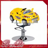 Beiqi 2016 Hot! Racing Car Shape Kid's Barber Chairs Children Hairdressing Salon Chairs