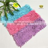 Useful Colorful Magic Mop Heads Microfiber Chenille Fabric Replacement For Home Cleaning