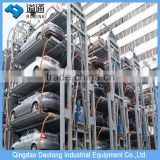 Rotary Parking Vertical smart carousel parking system